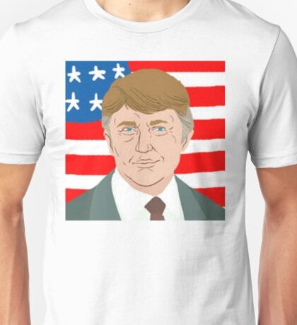 Donald Trump Flag design Unisex T-Shirt