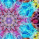 Pretty Fractal 1 by Tori Snow