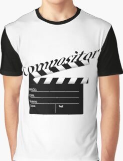 Compositor t-shirt for the VFX artist Graphic T-Shirt