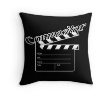 Compositor t-shirt for the VFX artist Throw Pillow