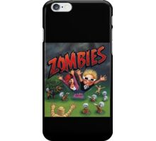 Zombies Ate My Neighbors iPhone Case/Skin