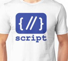 script VRS2 Unisex T-Shirt