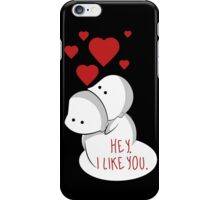 Valentine's Day is everyday. iPhone Case/Skin