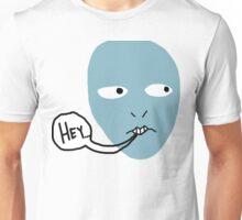 Awkward Alien Graphic T-Shirt Unisex T-Shirt