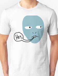 Awkward Alien Graphic T-Shirt T-Shirt