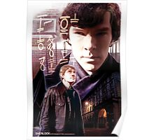 Sherlock - Ancient Code Poster