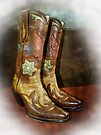 Take A Walk in My Boots by Lucinda Walter