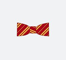 gryffindor bow tie by remedies