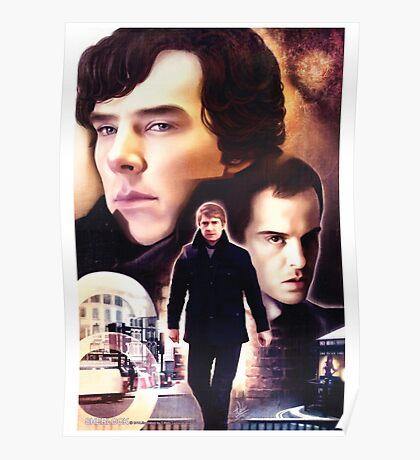 Sherlock - The Game Poster