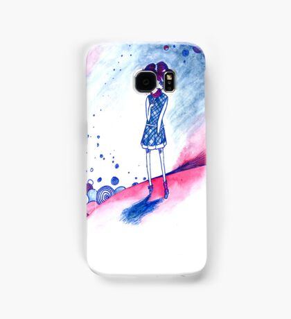 socks (crunch) Samsung Galaxy Case/Skin