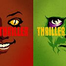 Thriller at Night | Double Feature by butcherbilly