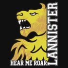 Team Lannister Vertical  by Digital Phoenix Design