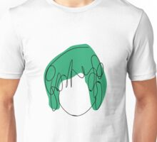 Ramona Flowers - Green Unisex T-Shirt