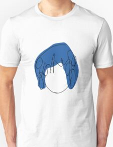 Ramona Flowers - Blue T-Shirt