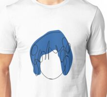 Ramona Flowers - Blue Unisex T-Shirt