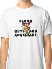 Blood Guts and Angelcake Classic T-Shirt