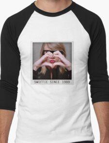 love Taylor Swift Men's Baseball ¾ T-Shirt