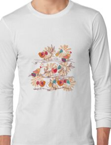 Cute Birds  Long Sleeve T-Shirt