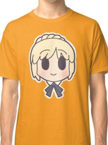 Fate Zero Saber Chibi Classic T-Shirt