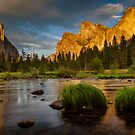 Gates of the Valley - Yosemite by Kimball Chen