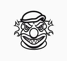 Face evil clown Unisex T-Shirt