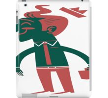 smart#guy iPad Case/Skin