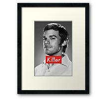 Killer Framed Print