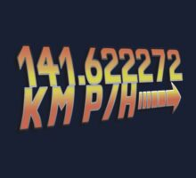 BTTF in Metric by BGWdesigns