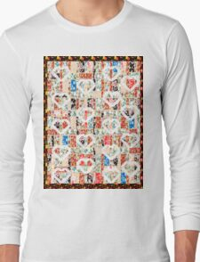 Cool patchwork country style gifts  T-Shirt