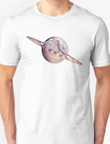 In which bird watching may require the aid of a telescope T-Shirt