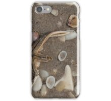 Marooned on the Beach iPhone Case/Skin