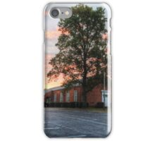 Sunrise Service iPhone Case/Skin