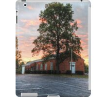 Sunrise Service iPad Case/Skin