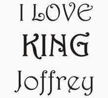 I love king joffrey by Buxbunny