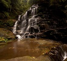 Sylvia Falls  by Arfan Habib