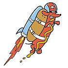 Wiener Rocket by Goto75