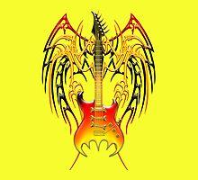 Gothic Guitar by Bluesax