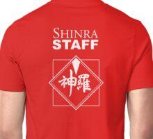 Shinra Staff Unisex T-Shirt