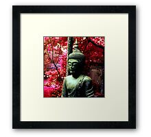 Buddha Ja Framed Print