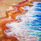 Bondi Summer's End by gillsart