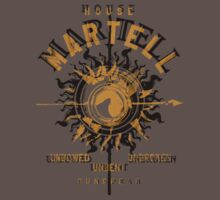 Game of Thrones House Martell 2 by nofixedaddress