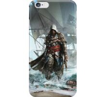 Assassins Creed 4 - Black Flag iPhone Case/Skin