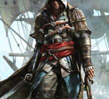 Assassins Creed 4 - Black Flag Sticker