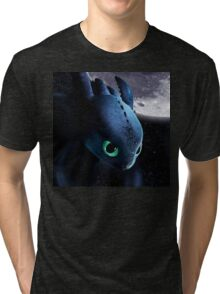 How To Train Your Dragon 5 Tri-blend T-Shirt