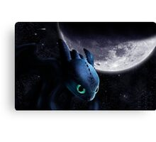 How To Train Your Dragon 5 Canvas Print