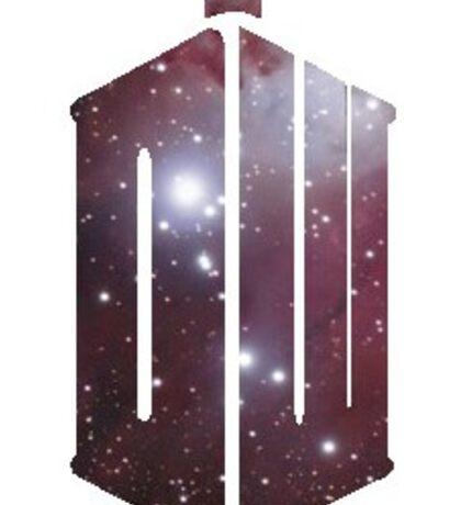 Doctor Who Nebula Sticker