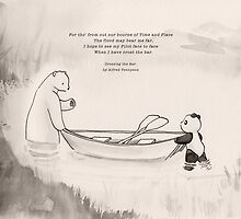Bear Me Far by Panda And Polar Bear