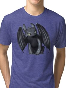 How To Train Your Dragon 6 Tri-blend T-Shirt