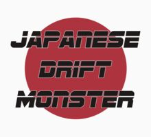 Japanese Drift Monster by hoang