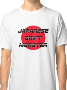 Japanese Drift Monster Classic T-Shirt